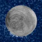 Detectan posibles emisiones de vapor de agua en una luna de Júpiter