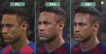 Neymar PES 2017