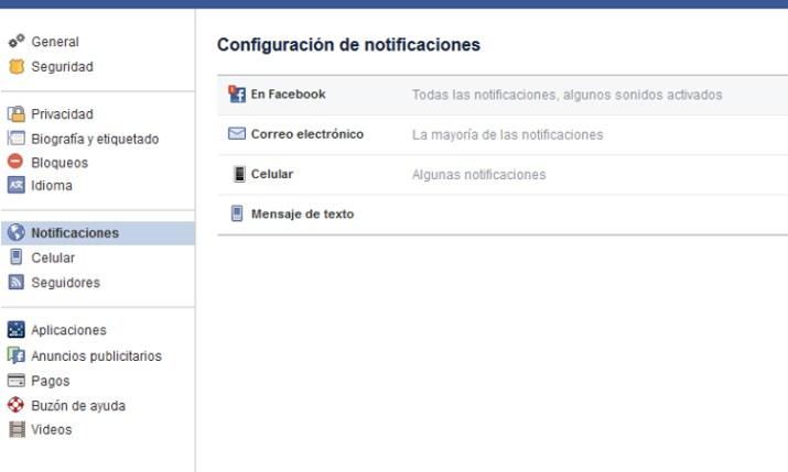 Notificaciones Facebook Live 2