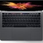 Las MacBook Pro de Apple agregan un panel táctil compatible con Touch ID