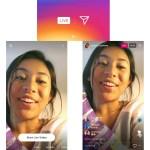 Instagram ahora permite transmitir videos en vivo
