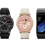 La familia Gear de Samsung ahora es compatible con iPhone