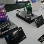 El proveedor de pantallas de Apple presentó un display flexible