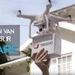 Buenos Aires tendrá un servicio de delivery con drones