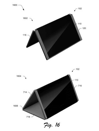 surface plegable 8