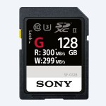 Sony presentó la tarjeta SD más rápida del mundo