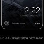 El iPhone 8 cambiará el botón de Inicio por un área de funciones similar a Android