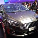 Cámara delantera de 180°, asientos masajeadores y faros inteligentes: qué tecnologías trae el nuevo Ford S-Max