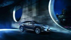 Lexus rx-450h