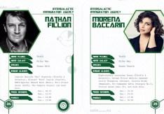 nathan fillion y morena baccarin