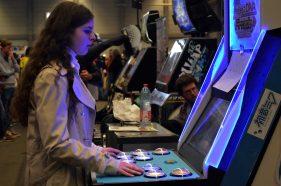 pabellon arcade