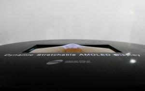 Amoled elastico Samsung