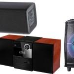 RCA presentó nuevos parlantes compactos y portátiles Bluetooth
