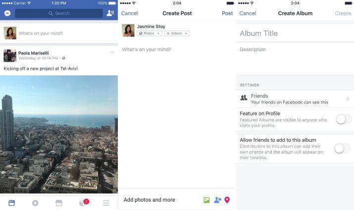 Facebook albums 2
