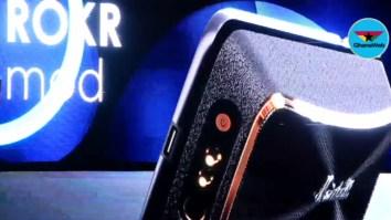 Moto Mod Rokr Marshall