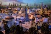 Star Wars Parque Disney