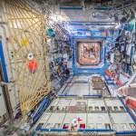 Street View, al Espacio: se puede recorrer la Estación Espacial Internacional
