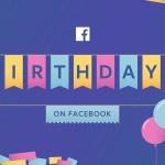 Facebook ahora crea videos para desear un 'feliz cumpleaños'