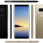 Así es el Galaxy Note 8, el primero con doble cámara de Samsung