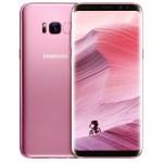 Los Galaxy S8 y S8+ en color rosa, disponibles en la Argentina