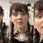 Superzoom, el nuevo efecto de la cámara de Instagram