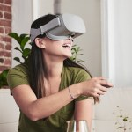 Oculus Go: Facebook ya tiene sus anteojos de realidad virtual sin cables