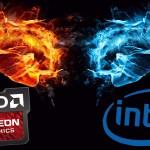 Insólita alianza entre Intel y AMD para crear un nuevo procesador