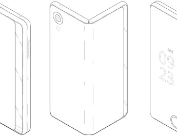 Celular Plegable LG