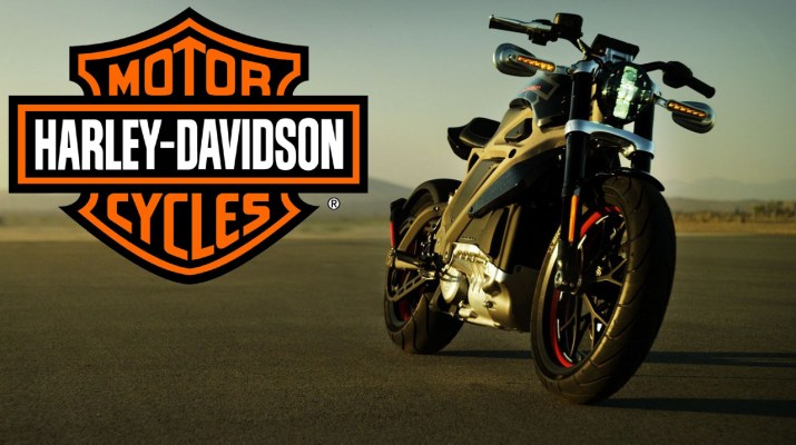 Harley Davidson electrica LiveWire