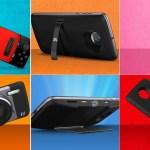 Motorola y el Gobierno presentaron un concurso para desarrollar Moto Mods