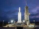 SpaceX lanza el Falcon Heavy, la antesala de los viajes a Marte