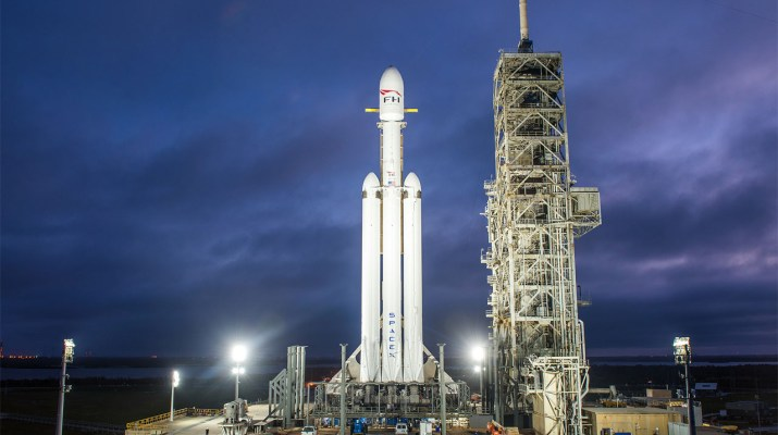 Falcon-Heavy