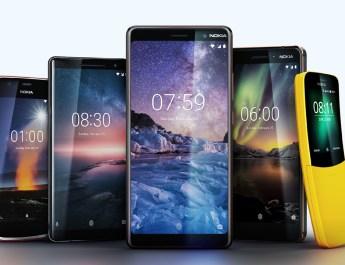 Nokia familia 2018