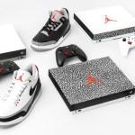 Microsoft sortea 3 Xbox One X inspiradas en Michael Jordan