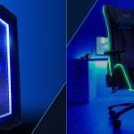 Los gabinetes y sillas gamers de AeroCool, disponibles en Argentina