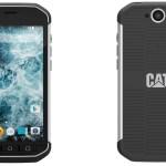 CAT S40: los celulares todoterreno llegaron a la Argentina