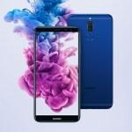 Huawei Mate 10 lite, el celular de las cuatro cámaras, llegó a la Argentina