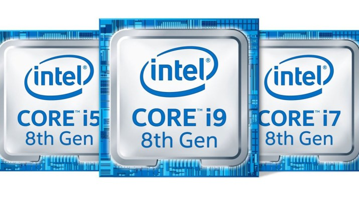 Intel Core i9 portatil