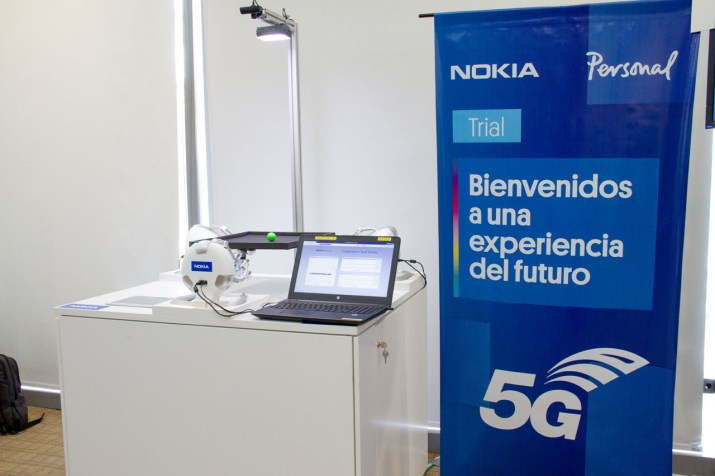 Personal 5G