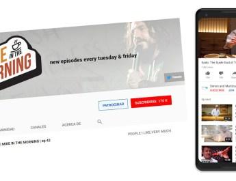 Patrocinar YouTube