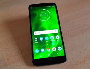 Review: Moto G6