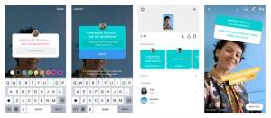 Sticker preguntas instagram historias