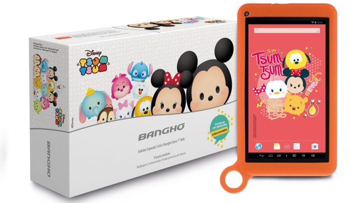 Tablet Banghó Aero 7 Kids