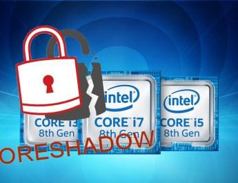 Intel Foreshadow