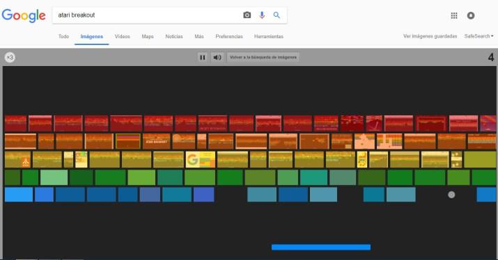 Atari Breakout Google