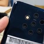 Dos cámaras no son nada: Nokia prepara un celular con cinco cámaras traseras