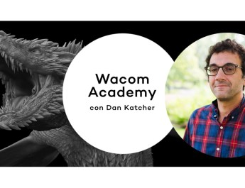 Dan Katcher Wacom
