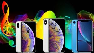 iPhone conector audio