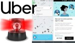 Uber Argentina activa un botón antipánico y un sistema para compartir recorridos con contactos de confianza