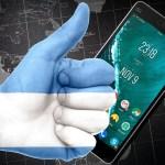 Los mayores fabricantes de celulares de Argentina